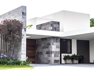 2M Arquitectura Casas modernas