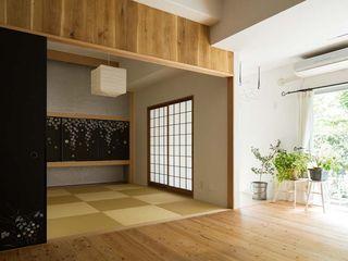 6th studio / 一級建築士事務所 スタジオロク Living room Wood
