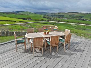 Three Glens, Dumfries Mark Waghorn Design Modern Terrace