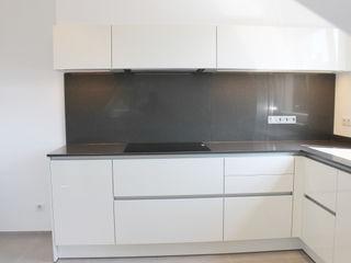 Agence ADI-HOME Dapur Modern Kuarsa Brown