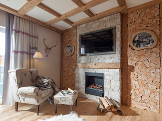 BAUR WohnFaszination GmbH Country style dining room Wood Brown