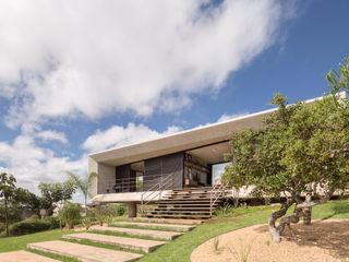 Casa Solar da Serra - 3.4 Arquitetura Joana França Casas modernas