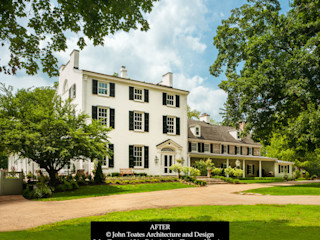 John Toates Architecture and Design Classic style houses