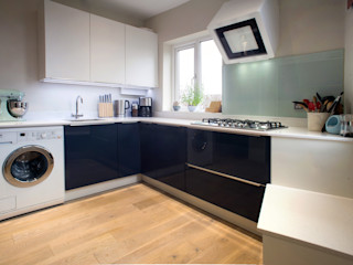 Eskdale Terrace Haus12 Interiors Modern Kitchen