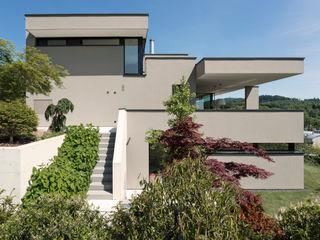 meier architekten zürich Rumah Modern Beige