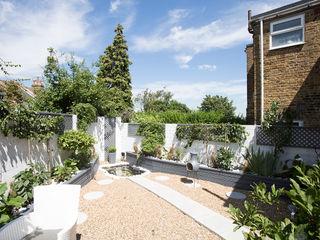 Garden - Greenwich South London Millennium Interior Designers