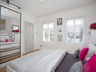 Bedroom - Greenwich - South London Millennium Interior Designers
