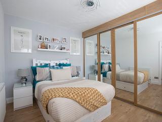 Bedroom 2 - Greenwich - South London Millennium Interior Designers