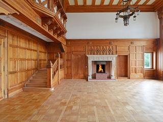 Neugebauer Architekten BDA Living room Wood
