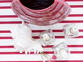 Sublim Ambiente Dining roomAccessories & decoration Cotton Red