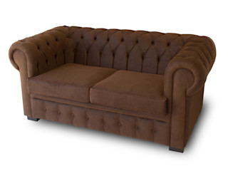 Coffee Meuble Living roomSofas & armchairs Leather Brown