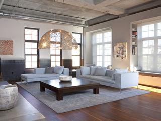 Hinson Design Group Вітальня