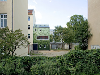brandt+simon architekten Будинки Керамічні Зелений