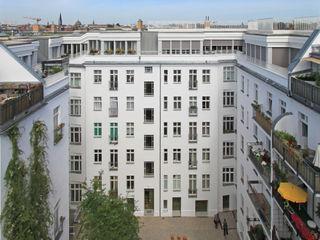 brandt+simon architekten Будинки Білий