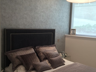 Knightsbridge Apartments Progressive Design London Modern style bedroom