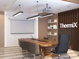 ДизайнМастер Industrial style study/office
