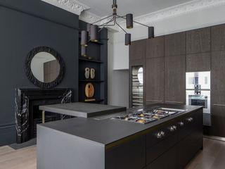 Belsize Park: North West London Roselind Wilson Design Modern style kitchen