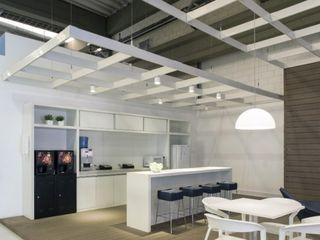 Stefani Arquitetura Moderne Ladenflächen
