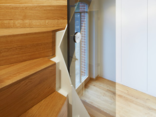 Olaf Tiedje FOTOGRAFIE Corridor, hallway & stairs Stairs