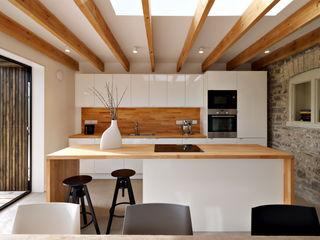 Miner's Cottage I design storey Eklektik Mutfak