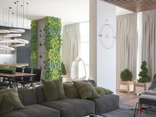 Samarina projects 客廳