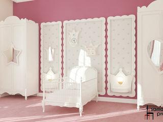 Samarina projects 嬰兒房/兒童房