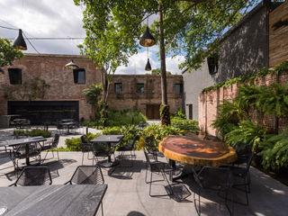 Germán Velasco Arquitectos Modern terrace
