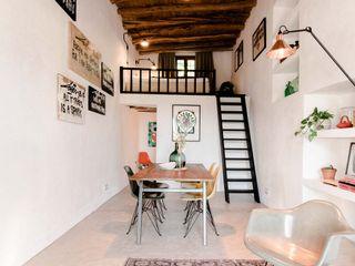 Ibiza Interiors Вітальня