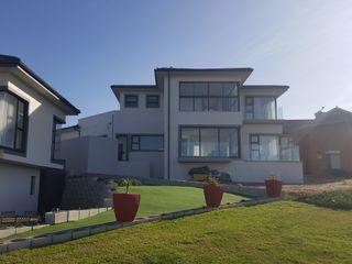 Rudman Visagie Casas modernas