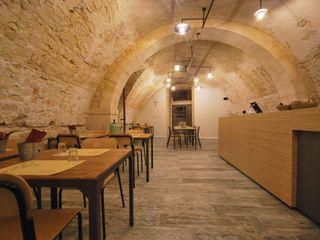Viviana Pitrolo architetto Bar & Klub Gaya Eklektik