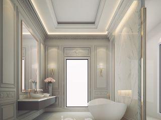 Minimalist and Elegant Bathroom Design IONS DESIGN Minimalist style bathrooms Marble White