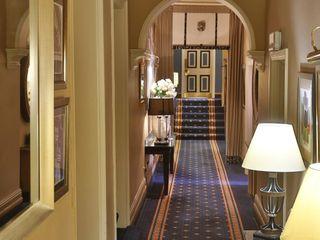 Hotel renovation Elephant Interior Exterior Design Corridor, hallway & stairsStairs
