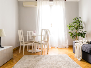 Muguet e Jasmin Francesca Greco - HOME|Philosophy Sala da pranzo in stile classico