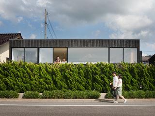ハルナツアーキ Maisons minimalistes