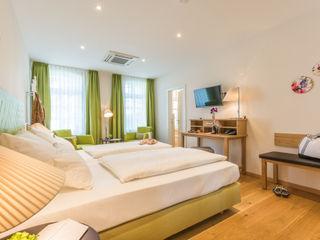 BAUR WohnFaszination GmbH Modern hotels Wood Brown