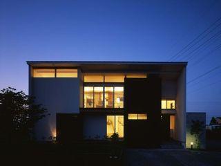 西中島の家 FrameWork設計事務所 ラスティックな 家