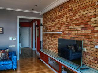İndeko İç Mimari ve Tasarım Living room