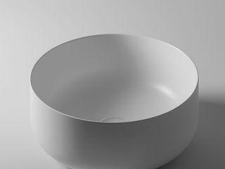 bagno chic Modern style bathrooms Ceramic White