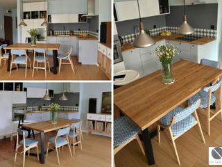 DoMilimetra Moderne Küchen Blau