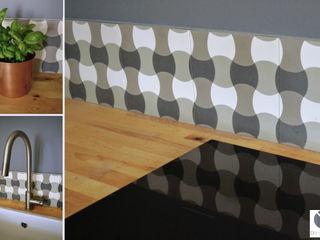 DoMilimetra Moderne Küchen Grau