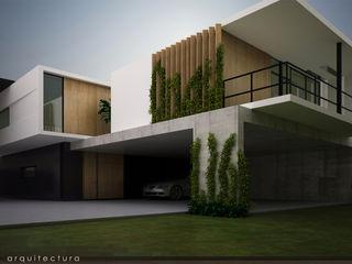 lab arquitectura Edificios de oficinas de estilo minimalista