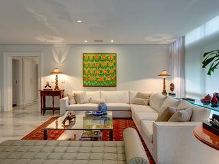Lage Caporali Arquitetas Associadas Living roomAccessories & decoration