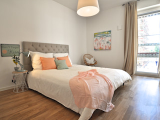 Karin Armbrust - Home Staging Country style bedroom