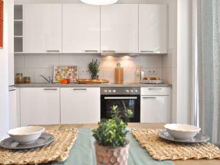 Musterwohnung in Pastell Karin Armbrust - Home Staging Landhaus Küchen
