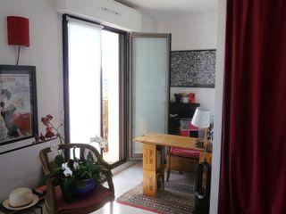 espaces & déco Estudios y despachos de estilo industrial
