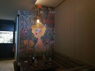 Ô' CONCERT restaurant - LILLE DCA Gastronomie moderne Bois Gris