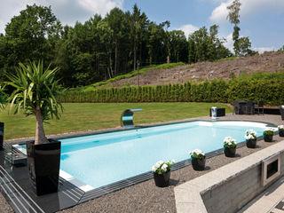 Viel Platz für ganz viel Wellness Hesselbach GmbH Ausgefallene Pools