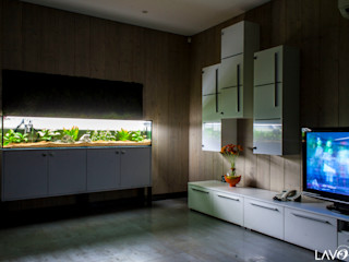 Lavolta Ruang Keluarga Modern
