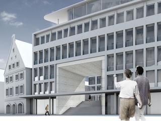 brandt+simon architekten Будинки
