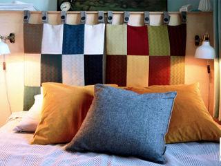 DoMilimetra Moderne Schlafzimmer Mehrfarbig